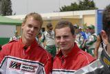 Adam Janouš a Erik Písačka ME 2007